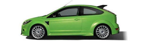 La nouvelle Ford Focus RS casse les prix