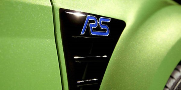 Ford Focus RS prévue pour 2015