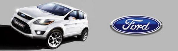 Le Ford Kuga à l'assaut du VW Tiguan