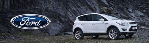 Le Ford Kuga se dévoile avant Francfort