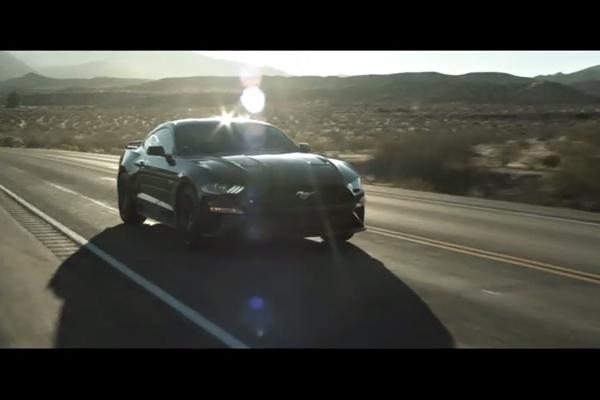 Une Ford Mustang hybride en approche ?