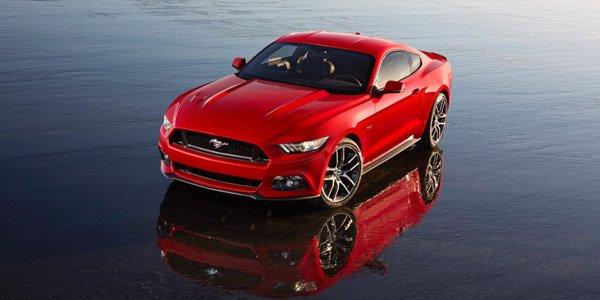 La Ford Mustang 2014 en avant première