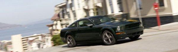 La Ford Mustang Bullitt revient !
