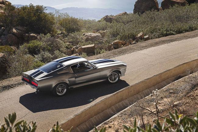 Offrez-vous une recréation de la Mustang Eleanor