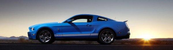 La Ford Shelby GT500 passe à 540 chevaux