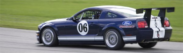 Mustang bientôt en championnat GT3
