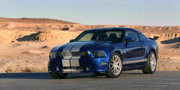 Shelby dévergonde la Ford Mustang GT