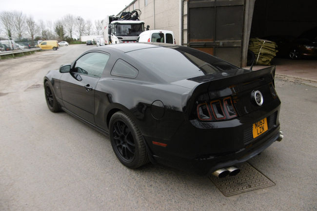 Enchères : Ford Mustang Shelby GT500 2014