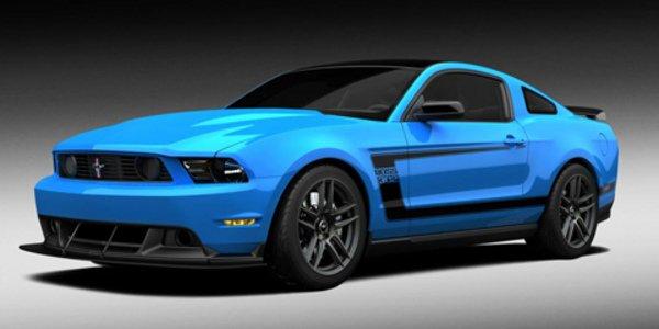 Une Mustang Boss 302 à Scottsdale