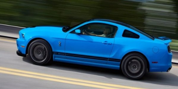 La Ford Mustang galope vers l'Europe