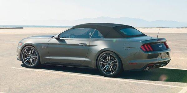 Ford ouvre les commandes de Mustang en Europe