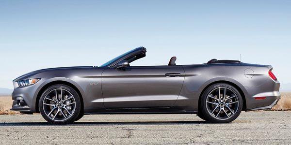 Nouvelle Ford Mustang : à partir de 35 000 €