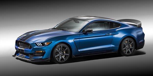 La Mustang Shelby GT350R en 7'32 sur le Ring ?