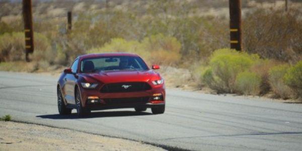 La nouvelle Ford Mustang très appréciée sur internet