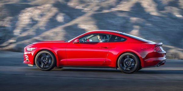 Nouvelle Ford Mustang : déjà 1 000 commandes en France