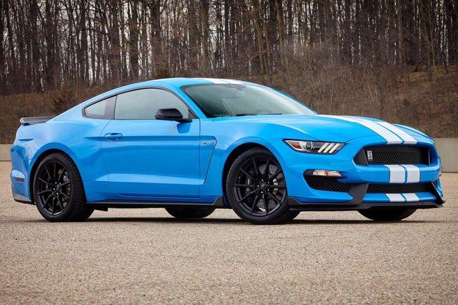 Des Power Packs pour la Mustang GT