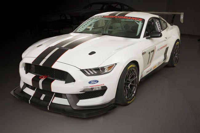 Ford Mustang Shelby FP350S : pour le circuit