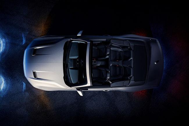 Ford dévoile la version découvrable de sa Mustang 2017