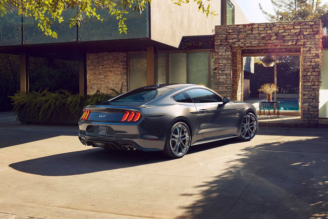 Ford Mustang : la sportive la plus vendue en 2016