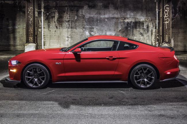 Nouveau Pack Performance pour la Ford Mustang GT