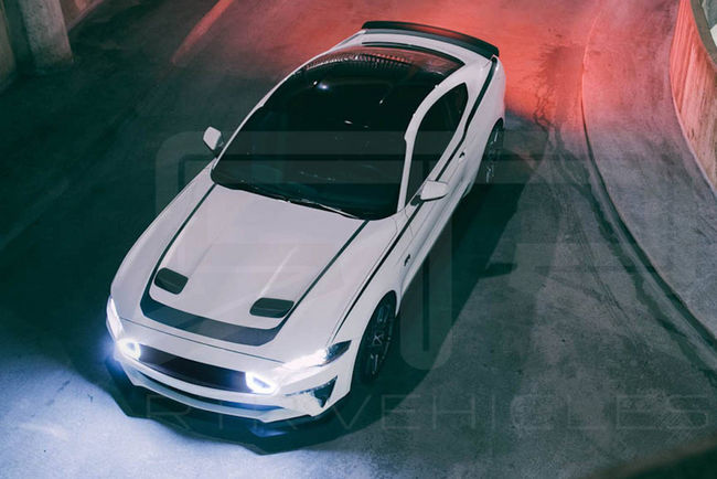 SEMA : Ford Mustang RTR par Vaughn Gittin Jr