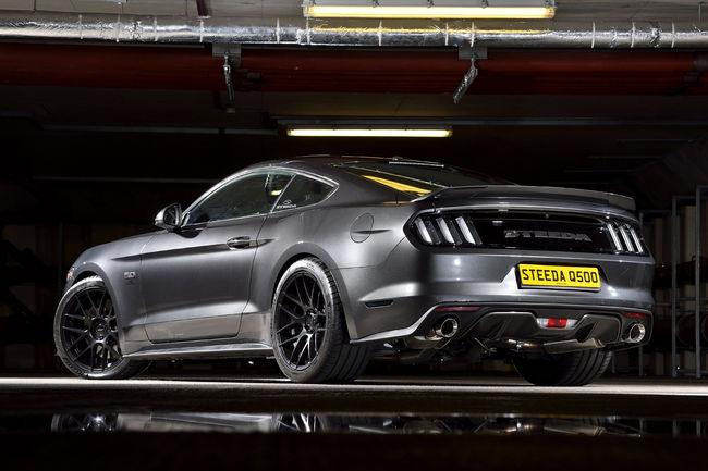 Kit Steeda Q500 Enforcer pour la Ford Mustang