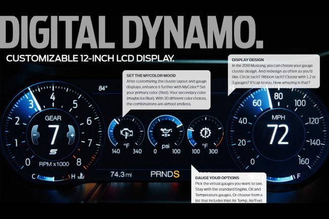772 ch pour la future Mustang Shelby GT500 ?
