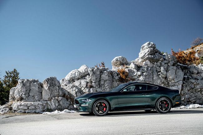 La Ford Mustang Bullitt arrive en Europe
