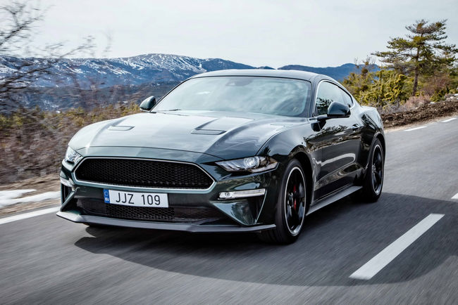 La Ford Mustang Bullitt facturée 47495 dollars aux USA