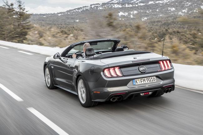 Ford Mustang : sportive la plus vendue en 2017