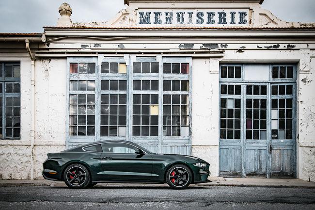 La Mustang Bullitt arrivera en France à la rentrée