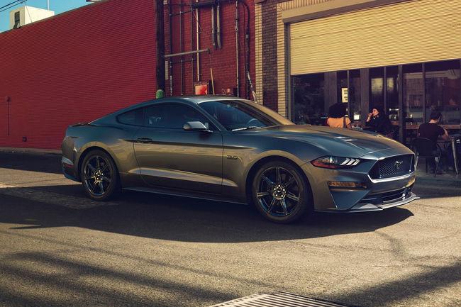 Une Ford Mustang spéciale aux enchères