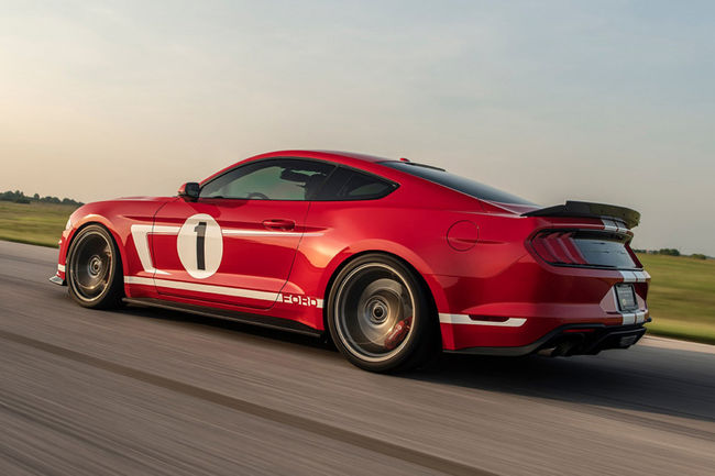 Ford Mustang Hennessey Heritage Edition