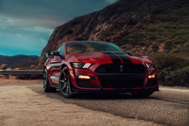 Detroit : nouvelle Ford Mustang Shelby GT500
