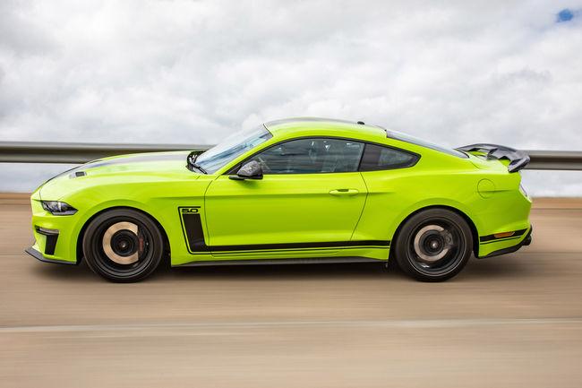 Ford Mustang GT R-Spec : pour l'Australie seulement