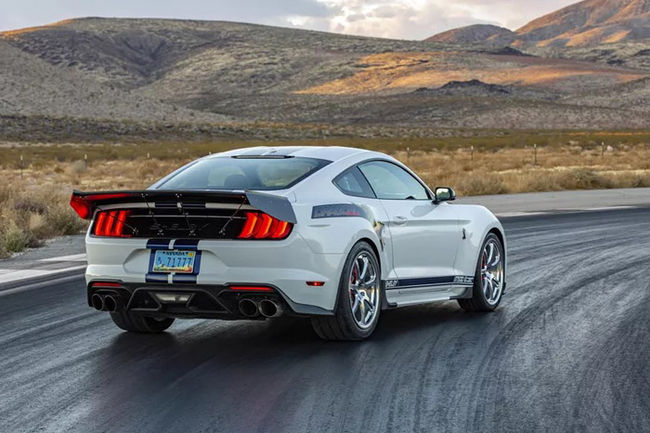 Shelby American Mustang GT500 Dragon Snake