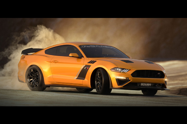 Roush Performance : un kit Stage 3 pour la Mustang 2020