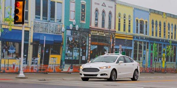 Ford triple sa flotte de véhicules autonomes