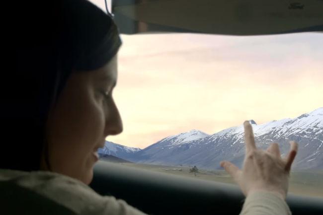 """Ford """"Feel the view"""" aide les passagers aveugles à apprécier le paysage"""