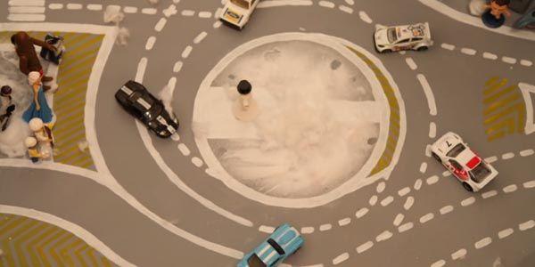 Ford Snowkhana 3 : un Gymkhana miniature pour Noël