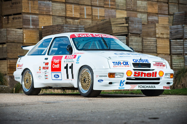 Silverstone Auctions : Ford Sierra RS500 Group A 1990