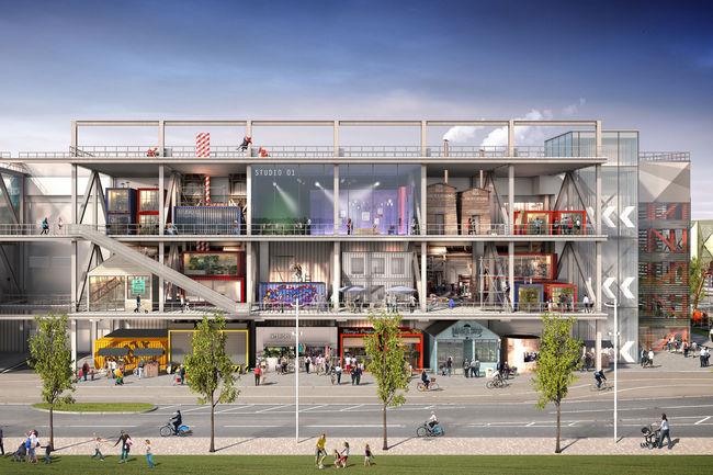Un nouveau centre Ford Smart Mobility à Londres