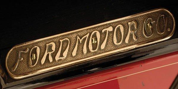 La dernière Ford Model A aux enchères
