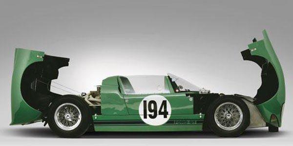 Un prototype de GT40 chez RM Auctions