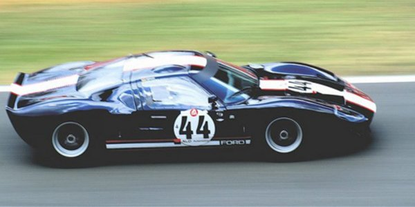 Pour le plaisir : Le Mans en GT40