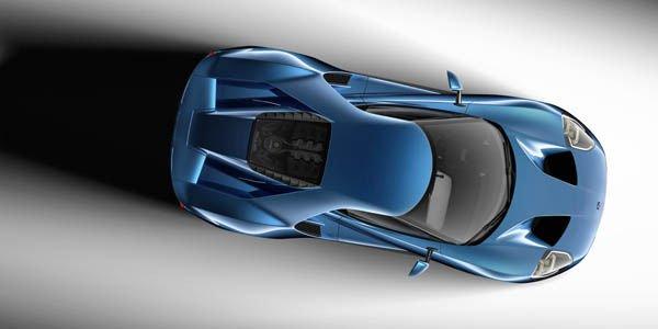 La nouvelle Ford GT se dévoile à Detroit