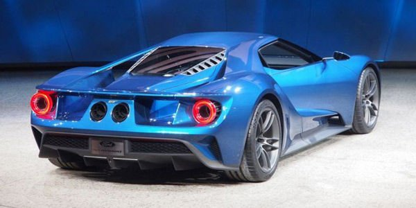 Nouvelle Ford GT : le V6 se fait entendre