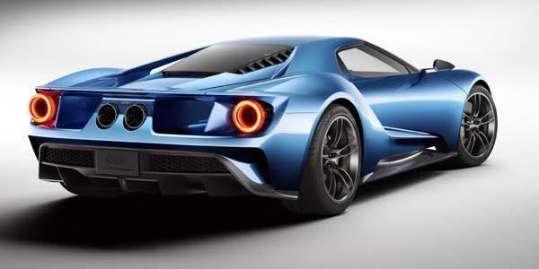 Le Mans : la Ford GT déjà en piste