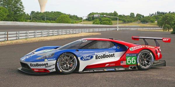 Le Mans : Ford lève le voile sur sa GT LM