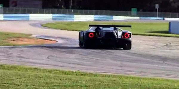 WEC : la nouvelle Ford GT en action à Sebring